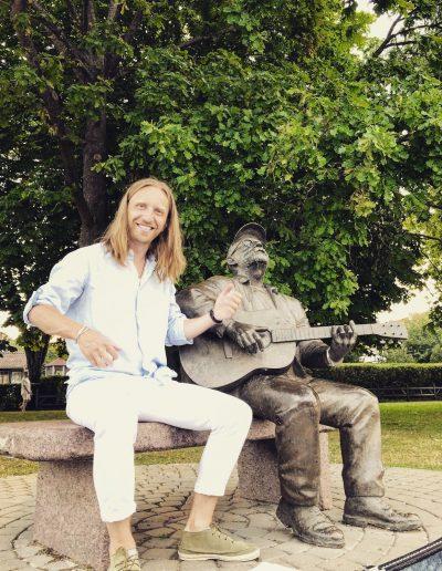 Robertas Semeniukas, Vytautas Kernagis