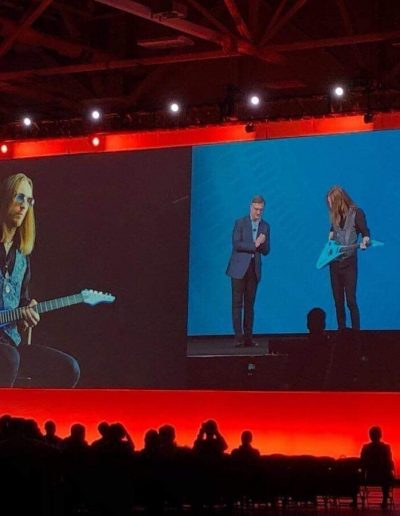 Robertas Semeniukas at Solidworks World 2019 (Dallas, TX, USA)