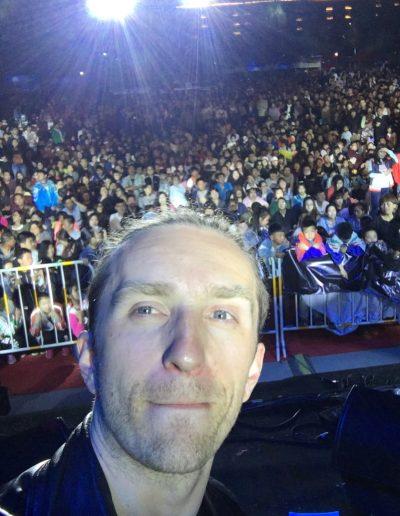 Robertas Semeniukas (China)