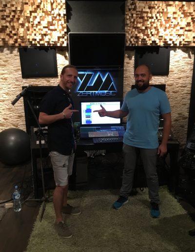 Robertas Semeniukas & Normantas Ulevičius (Zert Music Studio)