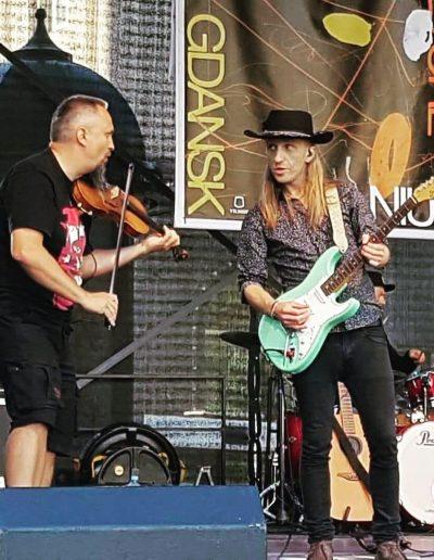 Robertas Semeniukas & Michał Jelonek (Wilno w Gdansku Fest)