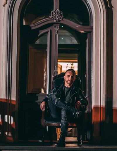 Robertas Semeniukas (Photo by Justas Šeibokas)